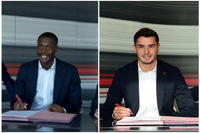 ballo diaz - Ufficiali Ballo-Tourè e Brahim Diaz: salgono a 11 gli acquisti per il nuovo Milan di Pioli
