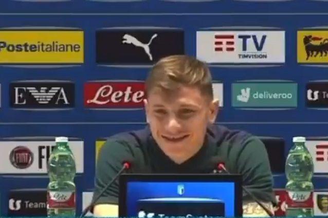 """barella - Barella anticipa Italia-Spagna: """"La nostra forza è il gruppo, vogliamo arrivare in finale"""""""