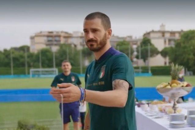 """bonucci 1626692933133 - Il pizzaiolo tifoso del Napoli a Bonucci: """"Ti giuro, non te lo darei perché giochi nella Juve"""""""