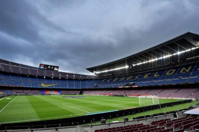 camp nou barcellona 638x425 - Lavori al Camp Nou, il Barcellona cerca casa: due le opzioni per la stagione 2022/2023