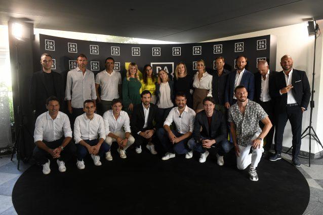 dazn squadra serie a 638x425 - Telecronisti e talent di DAZN per la Serie A: ci sono Ambrosini, Barzagli, Matri e Montolivo