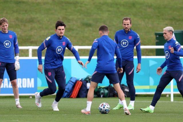 formazione Inghilterra Italia finale Europei Euro 2020 modulo sorpresa Southgate Trippier 638x425 - La mossa di Southgate per sorprendere l'Italia: rivoluzione tattica per l'Inghilterra