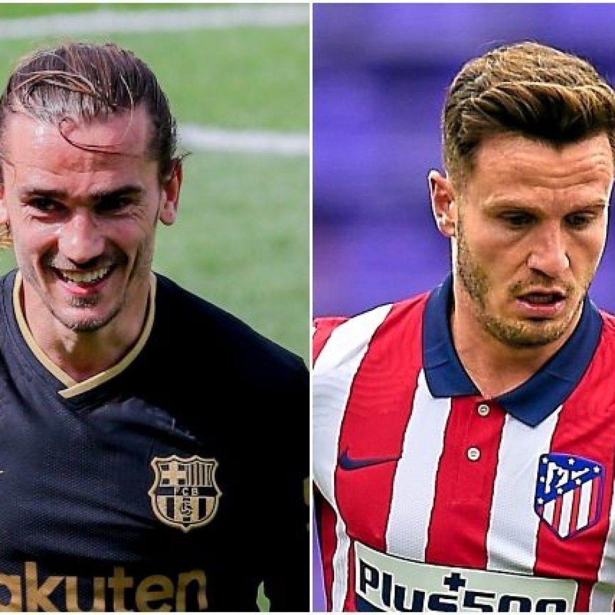 Salta lo scambio tra Griezmann e Saúl, in mezzo c'è la Juventus