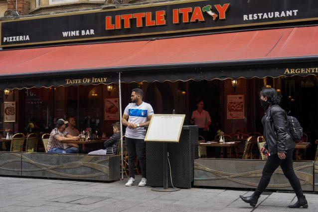 inglesi boicottano ristoranti italiani 638x425 - Gli inglesi non accettano la sconfitta agli Europei, adesso boicottano i ristoranti italiani