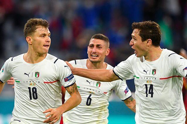italia spagna 638x425 - Fantastica Italia! Barella e Insigne valgono la semifinale degli Europei, 2-1 al Belgio