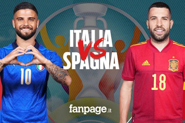 italia spagna orario tv oggi 638x425 - Semifinali Europei 2021, oggi Italia-Spagna: orario TV e dove vederla, le ultime sulle formazioni
