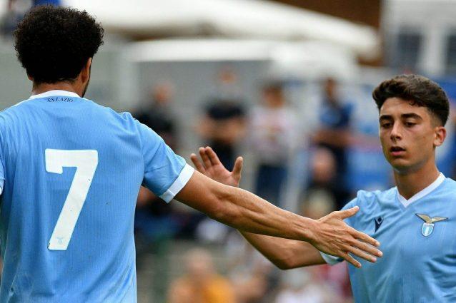 lazio goal 1626557121480 638x425 - Esagerata la Lazio di Sarri: 10 gol in amichevole. Bene anche Cagliari e Sassuolo