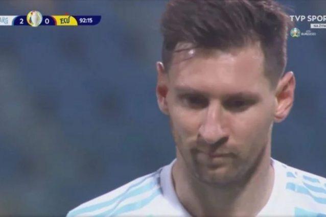 lionel messi 1625379690913 638x425 - Messi stellare: il rigore diventa una punizione col VAR, ma lui sorride perché già sa come andrà