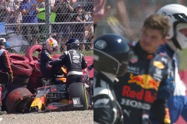 max verstappen silverstone 638x425 - Le condizioni di Max Verstappen dopo l'incidente con Hamilton a Silverstone