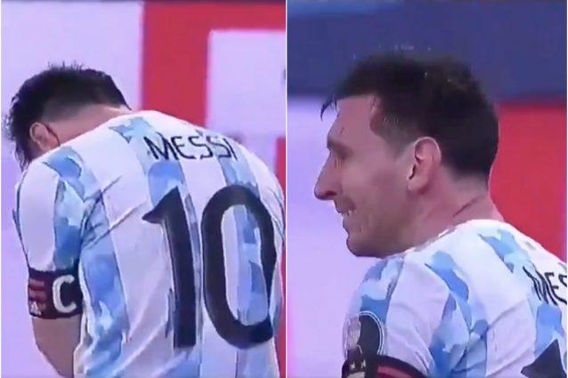 messi 638x425 - Le lacrime di Messi dopo la vittoria della Copa America: primo titolo in carriera con l'Argentina