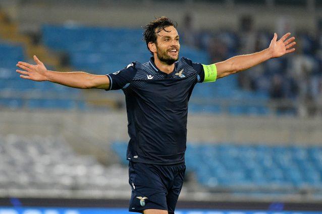 """parolo lazio 638x425 - Marco Parolo saluta la Lazio: """"Voglio continuare a divertirmi giocando, ci rivedremo all'Olimpico"""""""