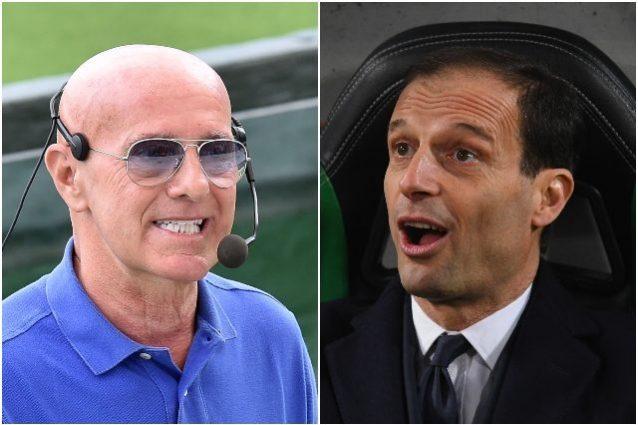 """sacchi allegri mai amici 638x425 - Sacchi, una carezza in un pugno per Allegri: """"È un ottimo allenatore da calcio italiano"""""""