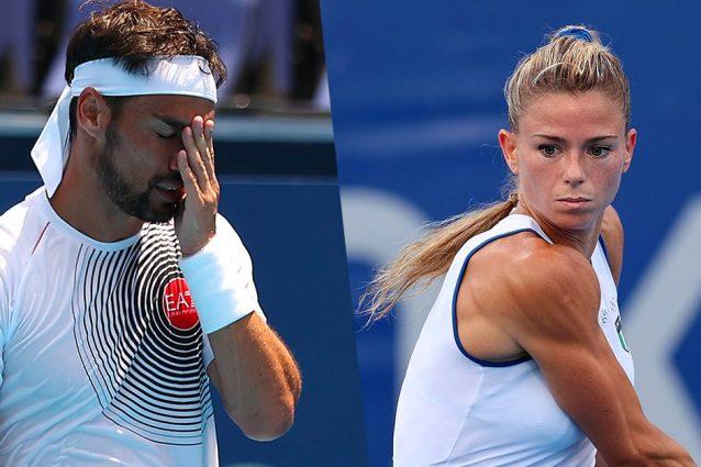 tappa 638x425 - Fognini perde con Medvedev, Giorgi eliminata. L'Italia del tennis è fuori dalle Olimpiadi