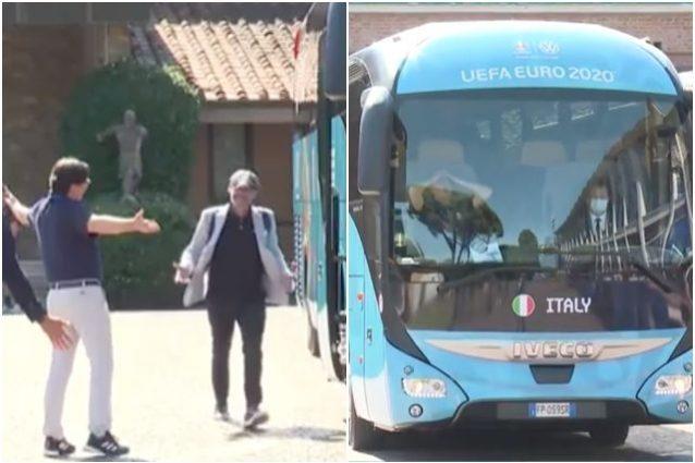 """vialli italia rito scaramantico 638x425 - """"Avevano lasciato a piedi Vialli"""", ma gli inglesi non sanno che è un rito scaramantico"""