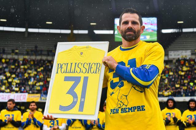 """GettyImages 1144901564 638x425 - Pellissier ce l'ha fatta, nasce l'FC Chievo 1929: """"Non posso mollare, se ami dai tutto"""""""
