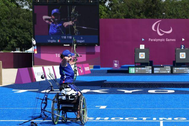 GettyImages 1234951953 638x425 - Maria Andrea Virgilio bronzo nel tiro con l'arco alle Paralimpiadi: l'Italia festeggia ancora