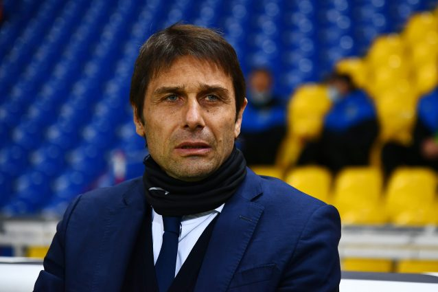 GettyImages 1305358057 638x425 - Il nuovo contratto fino a fine stagione per Antonio Conte, in un ruolo del tutto inedito