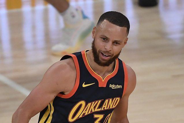 GettyImages 1318959348 1629809041602 638x425 - I 5 giocatori più pagati dell'NBA 2021/2022: per Steph Curry 45 milioni