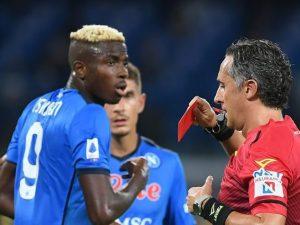 GettyImages 1335719847 1629811518185 300x225 - Osimhen squalificato per due giornate: salta Napoli-Juventus