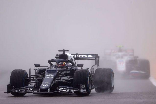 GettyImages 1337088651 1630273602229 638x425 - Perché al GP del Belgio sono stati assegnati punti ai piloti se la gara non s'è mai corsa