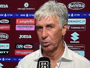"""IMG 2567 300x225 - La lezione di sportività di Gasperini: """"Non meritavamo di vincere contro il Torino"""""""