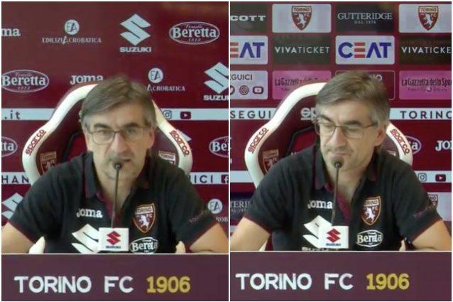 """Juric 638x425 - Juric è una furia contro il mercato del Torino: """"Clima di austerity, non ne ero a conoscenza"""""""