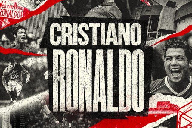 """Schermata 2021 08 27 alle 17.59.02 638x425 - Cristiano Ronaldo al Manchester United, ora è ufficiale: """"Welcome home"""""""