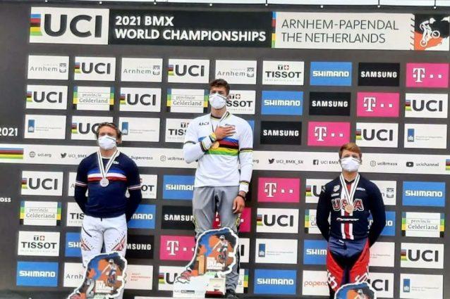 radaelli bmx campione del mondo 638x425 - Marco Radaelli è campione del mondo Juniores nel BMX: primo storico trionfo per l'Italia