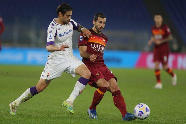 roma fiorentina tv 638x425 - Roma-Fiorentina dove vederla in diretta TV su Sky o DAZN: canale, orario, streaming e formazioni