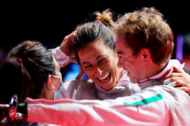 wwwwww 638x425 - Bebe Vio, Mogos e Trigilia argento nel fioretto a squadre: Cina troppo forte in finale