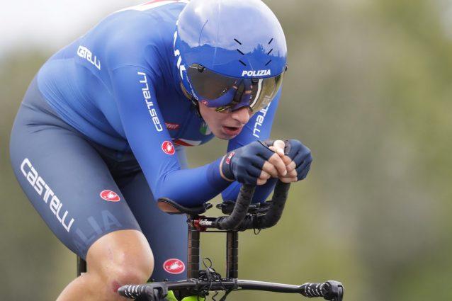 11773502 small 638x425 - Vittoria Guazzini è d'oro: vola nella cronometro Under 23 degliEuropei di ciclismo su strada