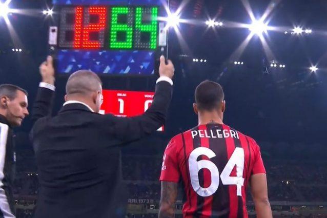 13 1 1632344417803 638x425 - Il debutto di Pellegri con il Milan: ritorna in campo in Serie A dopo tre anni e troppi infortuni