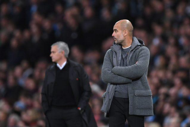 """GettyImages 1066334416 638x425 - Guardiola stravolto da Mourinho: """"Lo ha sfinito, pressione enorme"""""""