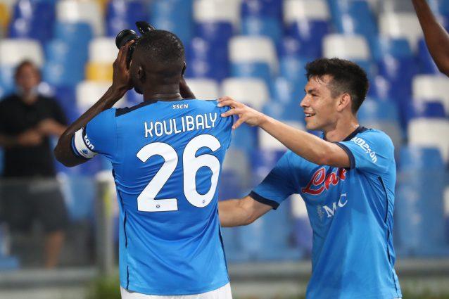"""GettyImages 1235190001 638x425 - Koulibaly stende la Juve e fa il fotografo: """"La vittoria è per i tifosi del Napoli, ci sono mancati"""""""