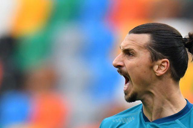 """GettyImages 1283331532 638x425 - Ibrahimovic si scatena: """"Migliore di Messi e Ronaldo. Il Pallone d'Oro? Sono io che manco a lui"""""""