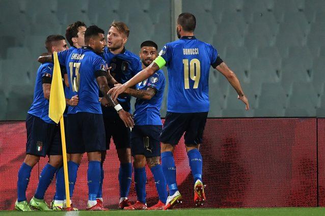 GettyImages 1337913289 638x425 - Prossima partita Italia: quando gioca contro la Lituania, data e orario delle qualificazioni ai Mondiali