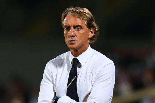 """GettyImages 1337921826 638x425 - Italia spuntata contro la Bulgaria, Mancini: """"Potevamo giocare altri 30′ e non avremmo segnato"""""""