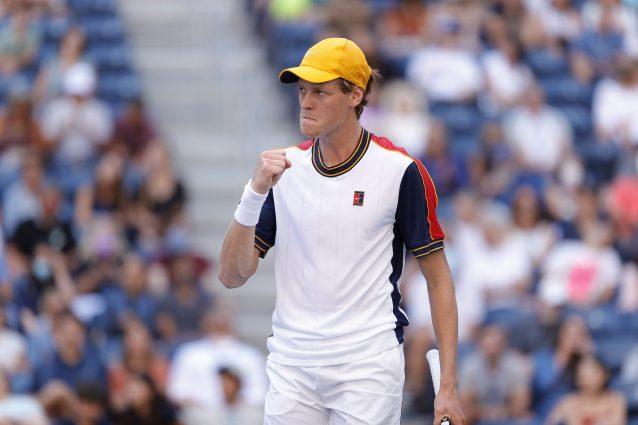 GettyImages 1338313006 638x425 - Sinner vince un match folle contro Monfils: è agli ottavi agli US Open