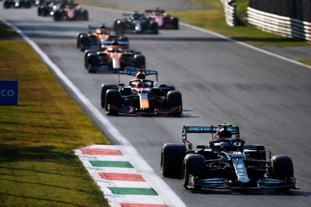 GettyImages 1339660985 638x425 - Bottas vince la Sprint Race F1 di Monza, ma in pole position nel GP d'Italia ci sarà Verstappen