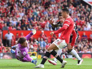 GettyImages 1339662326 1631371892686 300x225 - Cristiano Ronaldo come in una favola: subito doppietta all'esordio col Manchester United