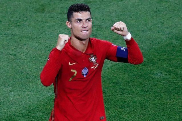 Schermata 2021 09 01 alle 22.11.17 638x425 - Cristiano Ronaldo supera Ali Daei e diventa leggenda: 111 gol in Nazionale