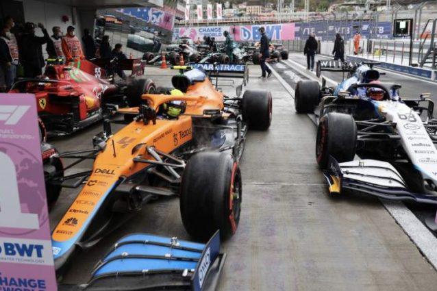 Schermata 2021 09 25 alle 23.27.53 638x425 - Hamilton sbaglia ancora, Verstappen parte ultimo e la Formula 1 torna (incredibilmente) al passato