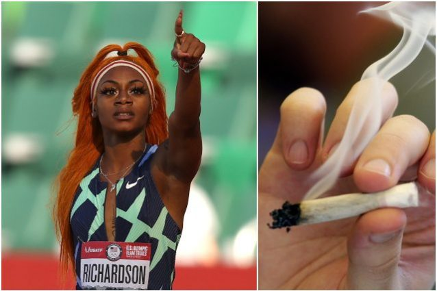 ShaCarri Richardson 638x425 - Farsi una canna non sarà più doping: la Wada propone di togliere la marijuana dalla lista