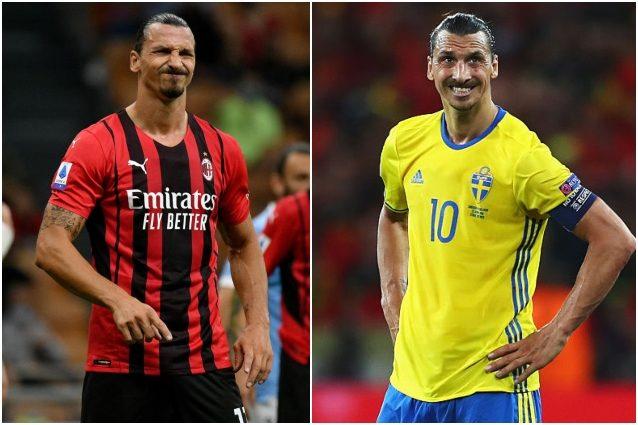 Zlatan Ibrahimovic infortunato Milan convocato Svezia Nazionale - Lo strano caso di Ibrahimovic: per il Milan è infortunato ma la Svezia lo convoca in Nazionale