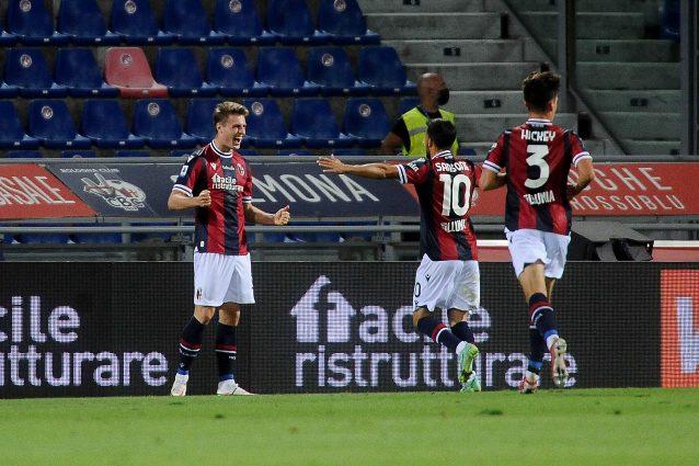 bologna verona svanberg 638x425 - Al Bologna basta un gol di Svanberg per battere il Verona