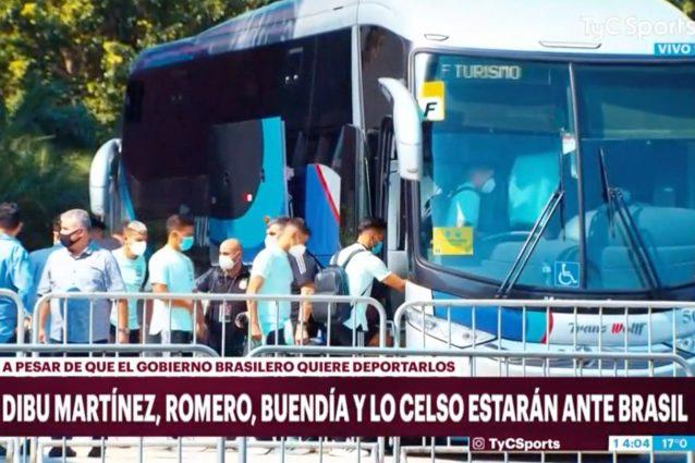 "brasile argentina anvisa 638x425 - Polizia in hotel, l'ASL rischia di far saltare Brasile-Argentina: ""Dovete lasciare il paese"""