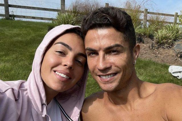 """cristiano ronaldo georgina inghilterra 638x425 - Cristiano Ronaldo si mette l'Italia alle spalle: """"Quanto ci mancava l'Inghilterra"""""""