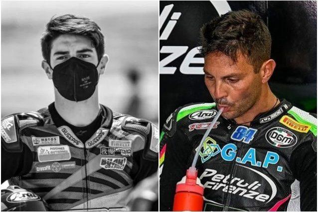 """fabrizio berta incidente 638x425 - Fabrizio si ritira dopo la morte di Viñales: """"Troppi bambini che imitano Marquez, è un'ecatombe"""""""