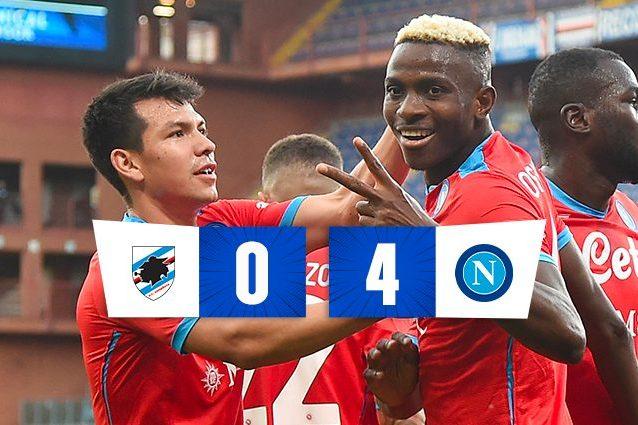 fff 638x425 - Troppo Napoli anche per la Sampdoria: altro 4-0 e quinta vittoria di fila per Spalletti