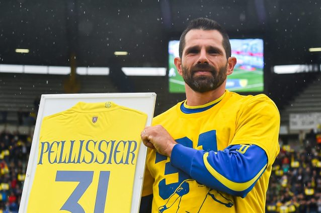 """pellissier chievo 2021 638x425 - Nasce il nuovo Chievo 2021, Pellissier a Fanpage: """"Non abbiamo niente, faccio tutto io"""""""